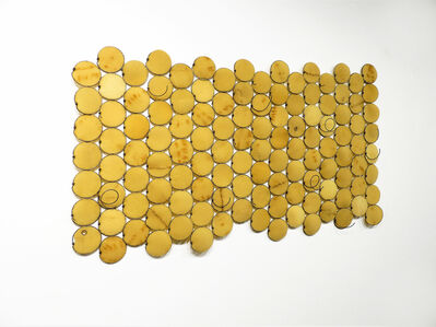 Bronwyn Katz, 'Mining gold on the highway (ii)', 2018