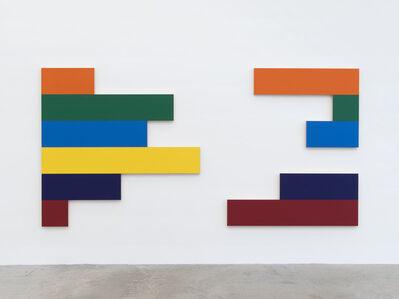 Morgan Fisher, '6 x 6 x 6 x 2 (III)', 2018