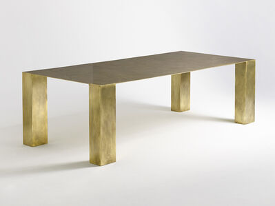 Brian Thoreen, 'Brass Dining Table', 2015