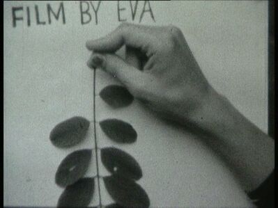 Ewa Partum, 'Tautological Cinema', 1974