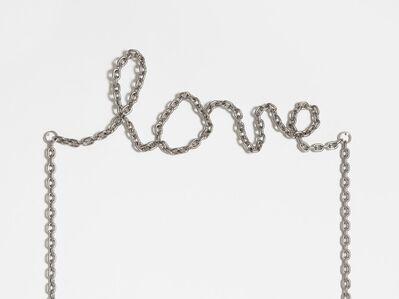Monica Bonvicini, 'Love', 2020