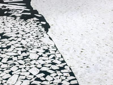 Diane Tuft, 'The Arctic Melt, Greenland Sea, Arctic Ocean, 4:48 PM, 79 degrees N', 2015