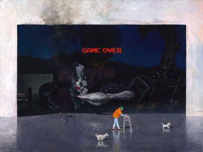 John Brosio, 'Game Over', 2018