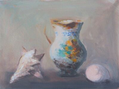 Paul Resika, 'Pitcher and Shells #1', 2015