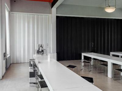 Georg Brückmann, 'Bauhaus Dessau 13 -  Gebäude - Otti Berger', 2017