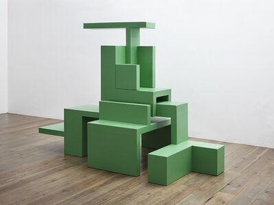 Krijn De Koning, 'Krijn de Koning Modular Work (Green)', 2012