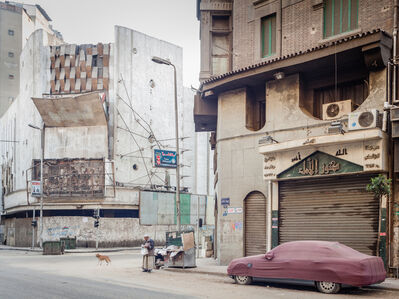 Peter Bialobrzeski, 'Cairo Diary p.56', 2013