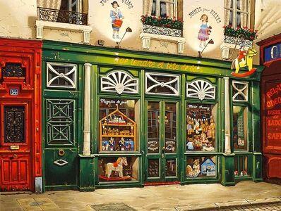 Liudmila Kondakova, 'Toy Store (Sidewalks of Paris)', 1998