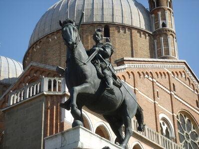 Donatello, 'Equestrian Monument of Erasmo da Narni (Gattamelata)', 1443-1453