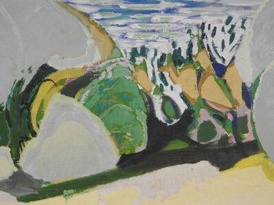 Gabriel Godard, 'Bord de riviere', 1973