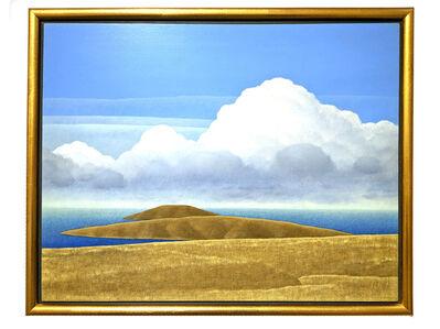 Brent Wong, 'Massing Clouds Islands', 1989