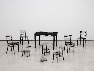 Mona Hatoum, 'Remains of the Day'
