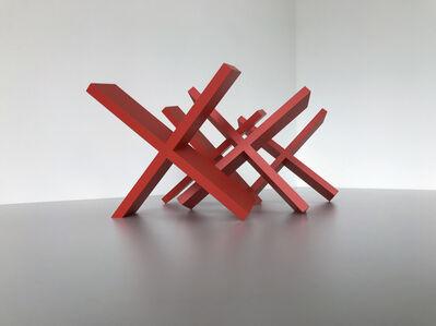 Thomas Lendvai, 'Untitled (Red X's)', 2018