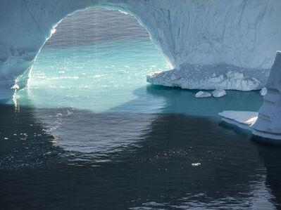 Diane Tuft, 'Broken Arches, Disko Bay, Greenland', 2015