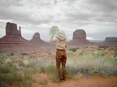 Anja Niemi, 'The Fictional Road Trip', 2018