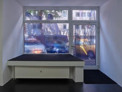 Loretta Fahrenholz, 'Wiesenthau, Last Call/Letzte Runde', 2020