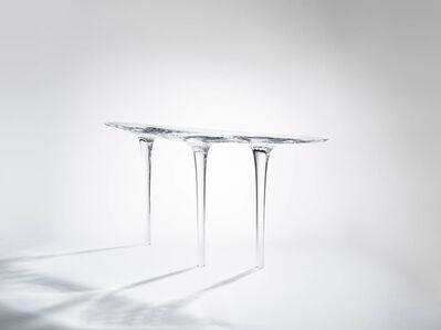 Zaha Hadid, 'Console  'Liquid Glacial I' ', 2016