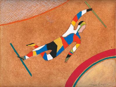 Max Papart, 'Acrobate', 1985