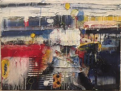 Robert Baribeau, 'Full Pattern', 2001