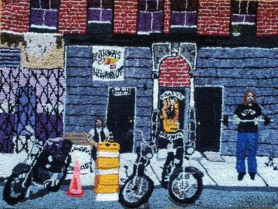 Mary Tooley Parker, 'Hells Angels NYC Headquarters 1980s', 2020
