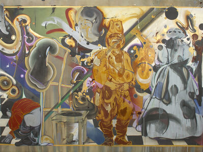 Edgar Serrano, 'Scatological Scene', 2010