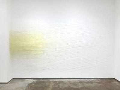 Anne Lindberg, 'murmur', 2018