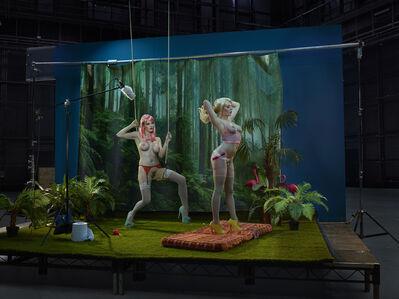 Julia Fullerton-Batten, 'Bentley and Jade, Pornstars', 2016