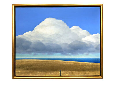 Brent Wong, 'Massing Clouds', 1991