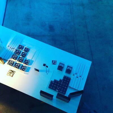 LJUS2 by KESH, installation view