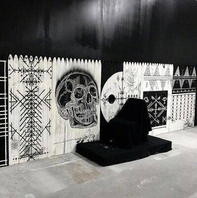 Whole Glory | Art Basel MIAMI, installation view
