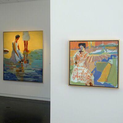 Linda Christensen | Pantomime, installation view