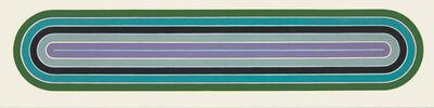 Frank Stella, 'Los Alamitos', 1972