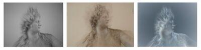 "Luca Artioli, 'Roman Statue Study 6 ""Triptych""', 2014"