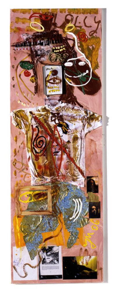 Jonathan Meese, 'Im letzten Hades entstand...', 2006