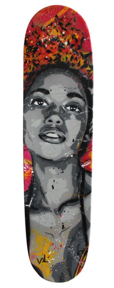 Valérian Lenud, 'Keyah Skateboard', 2020