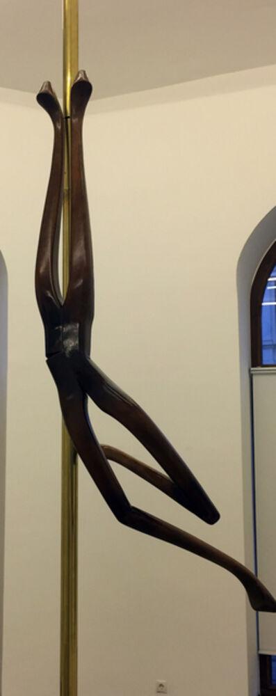Markus Schinwald, 'Untitled (Poles #16)', 2014