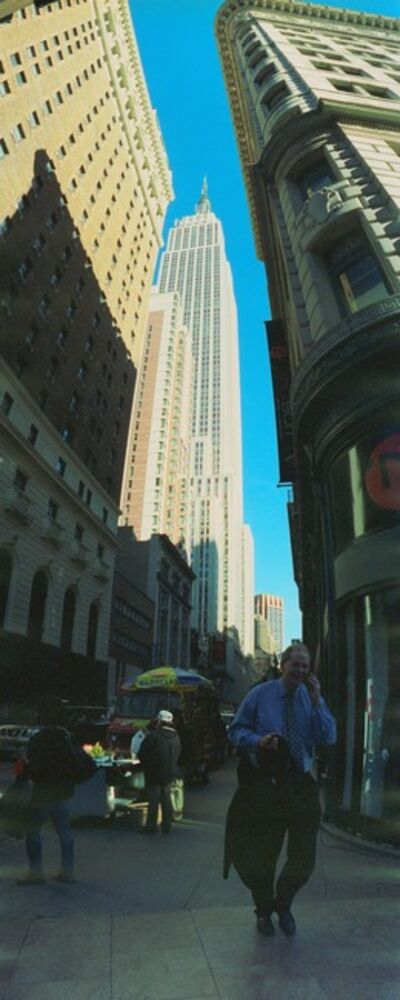 Donald Woodman, 'Empire State Building', 2011