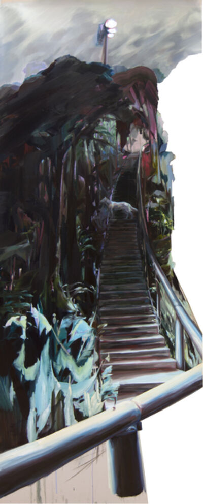 Gillian Iles, 'Guarded Staircase', 2015