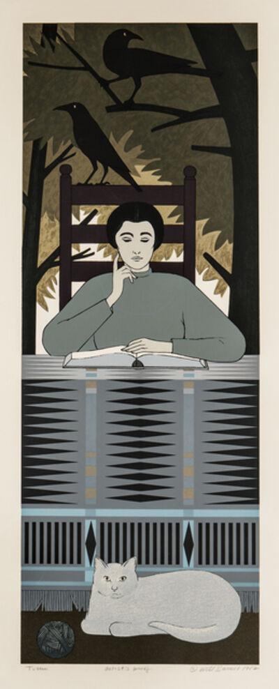 Will Barnet, 'Totem', 1982