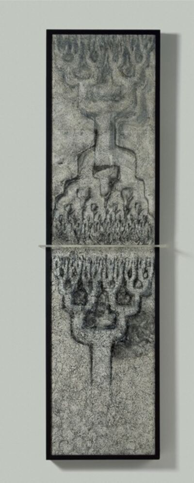 Richard Artschwager, 'The Organ of Cause and Effect #2', 1981