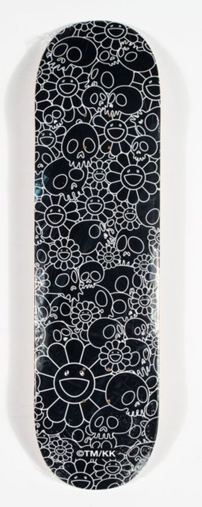 Takashi Murakami x Complexcon, 'Flowers (Black)', 2017