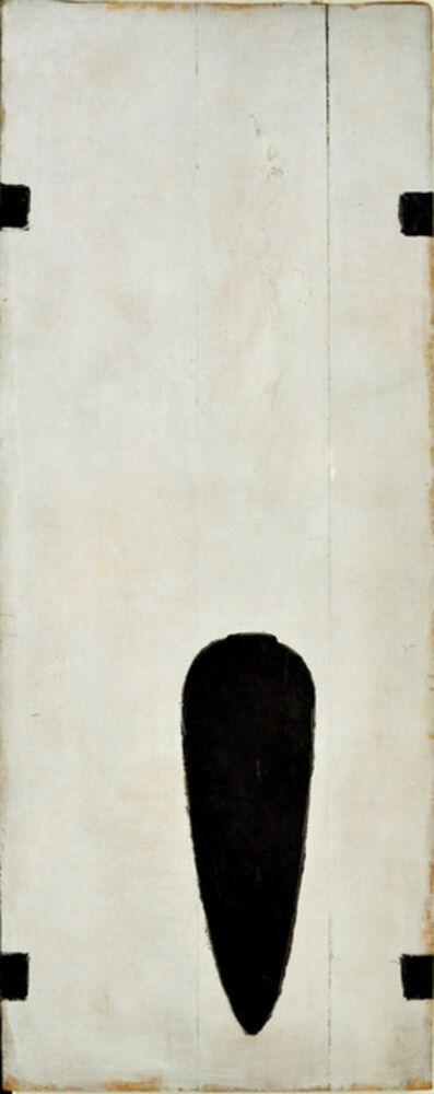 Piero Pizzi Cannella, 'Senza titolo', 1989
