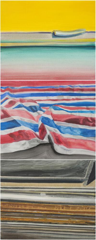 Guo Hongwei 郭鸿蔚, 'Flags 国旗', 2016