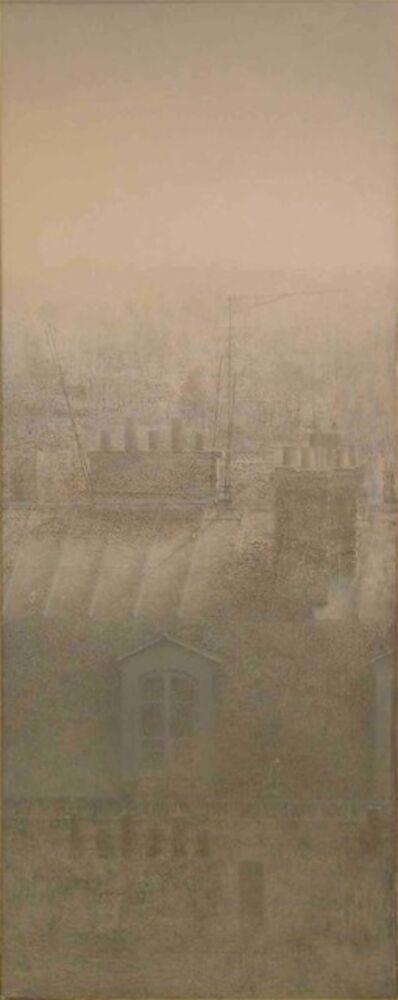 Masao Haijima, 'Toits de Belleville IV', ca. 2004