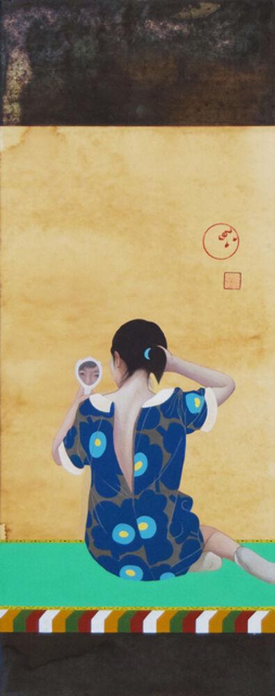 Takeshi Tanaka, 'Make up', 2018