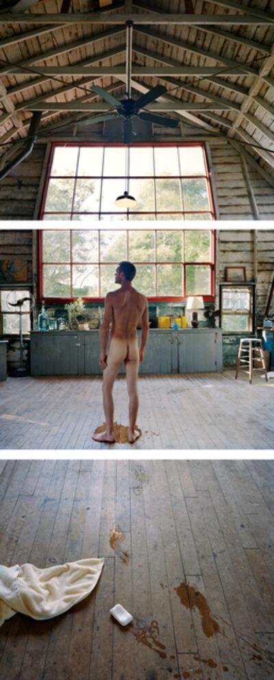 David Hilliard, 'In Ivory', 2015