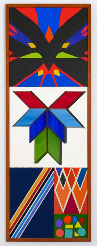 Diena Georgetti, 'Folk Modern/Talon', 2013