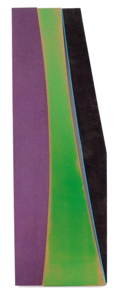 Kenneth Noland, 'Flares: Homage to Matisse', 1991