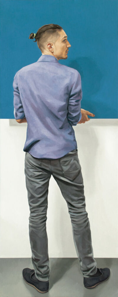 Pablo Guzman, 'Nivel', 2018