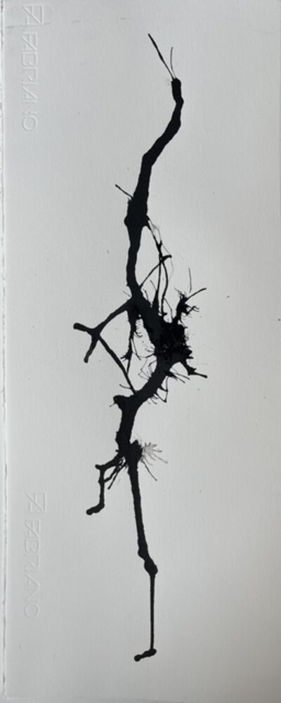 Rebecca Appleby, 'Root Drawing', 2021